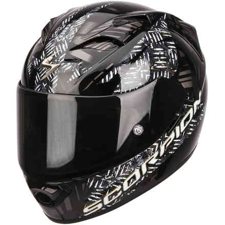Helm Exo-1200 Air Rust Scorpion