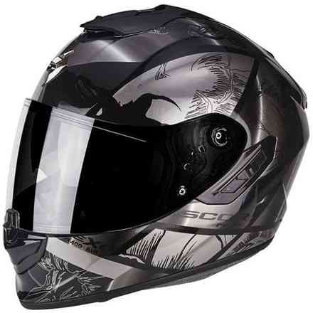 Helm Exo-1400 Air Patch  Scorpion