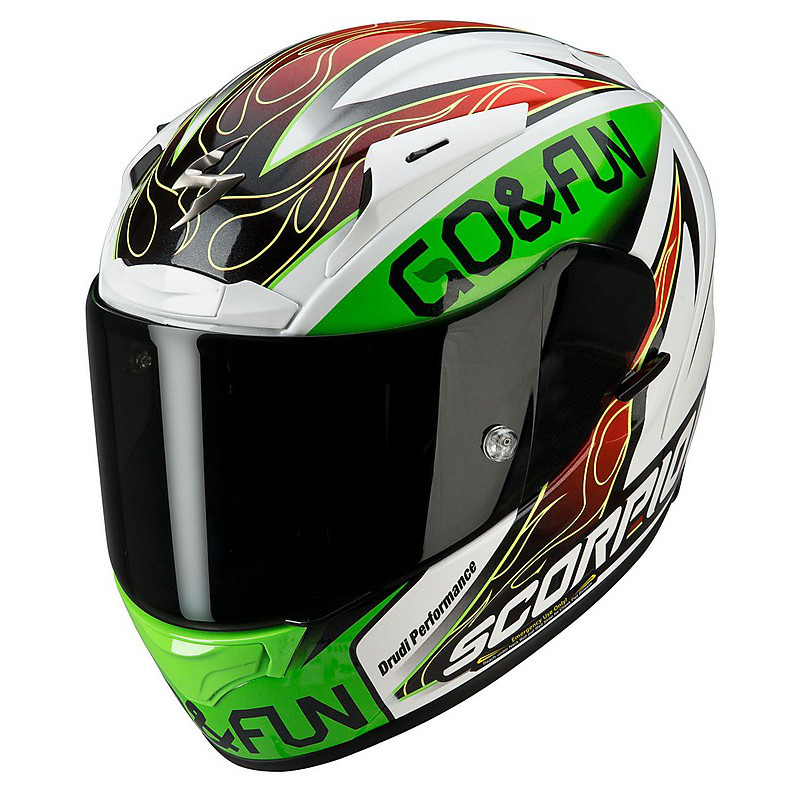 Helm Exo-2000 Air Bautista Scorpion