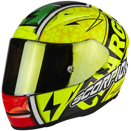 Helm Exo-2000 Evo Air Bautista Rep. 3 Scorpion