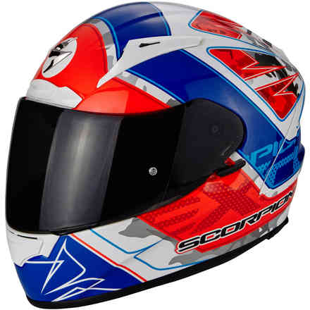 Helm Exo-2000 Evo Air Brutus weiss Scorpion