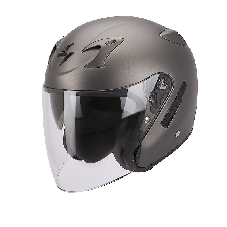 Helm Exo-220 Anthracite Matt Scorpion