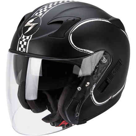 Helm Exo-220 Bixby Scorpion