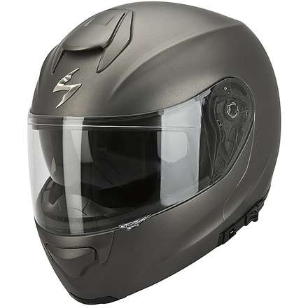 Helm Exo-3000 Air Anthracite Matt  Scorpion