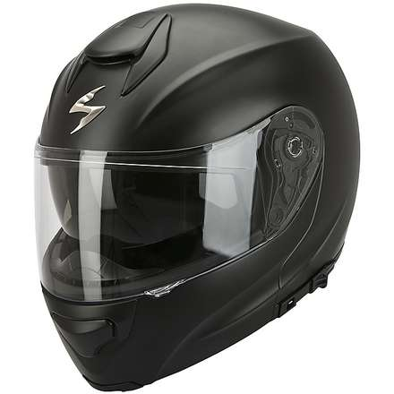 Helm Exo-3000 Air Schwarz Matt Scorpion
