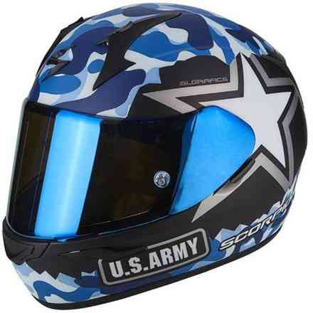 Helm Exo-390 Army  Scorpion