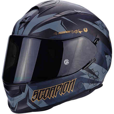 Helm Exo-510 Air Cipher  Scorpion