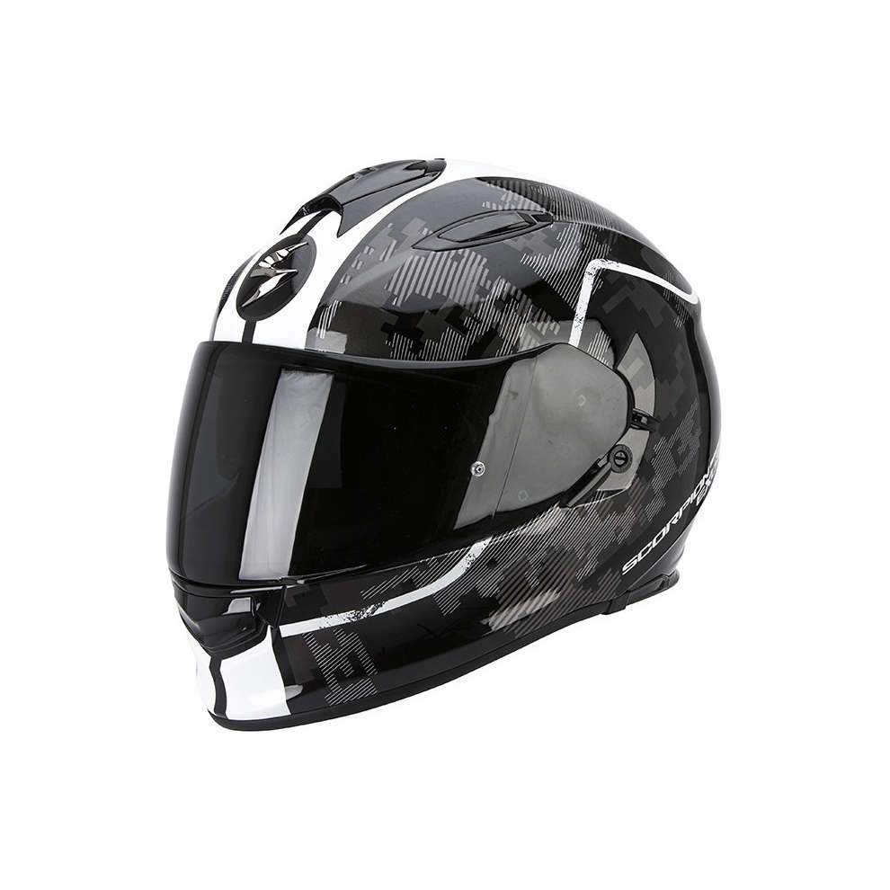 Helm Exo -510 Air Guard  Scorpion