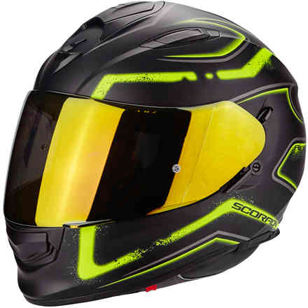 Helm Exo-510 Air Radium Scorpion