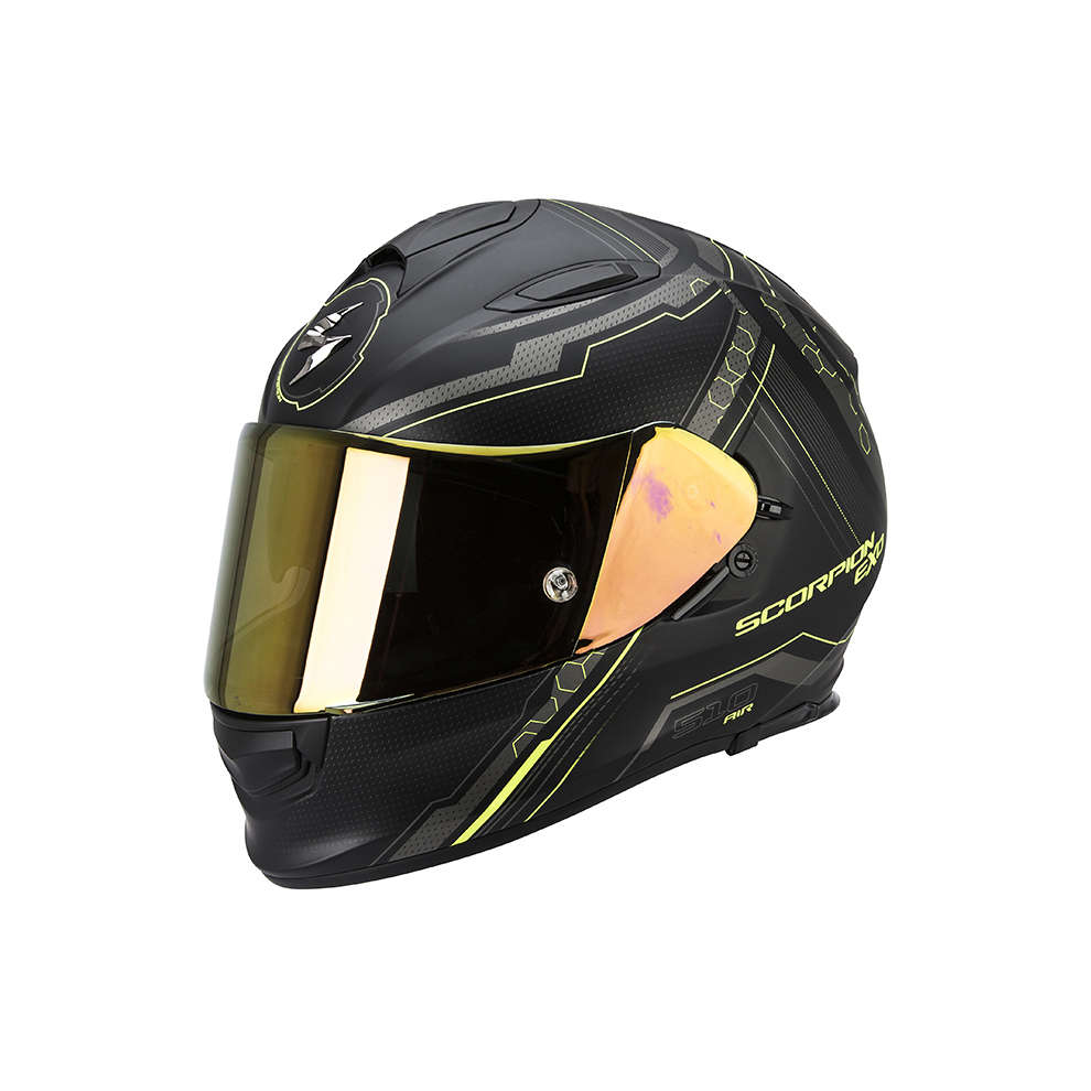 Helm Exo -510 Air Sync Scorpion