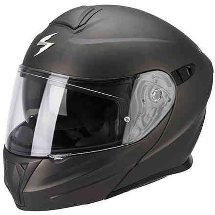 Helm Exo-920 Solid anthracite matt Scorpion