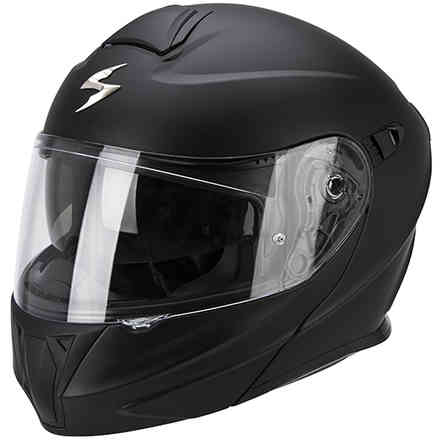 Helm Exo-920 Solid schwarz matt Scorpion