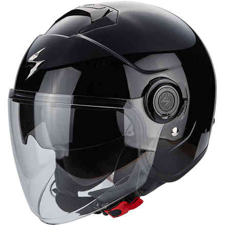 Helm Exo-City Solid Scorpion
