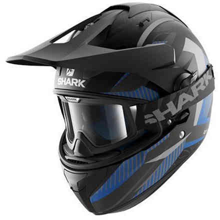 Helm Explore-R Peka Mat Shark
