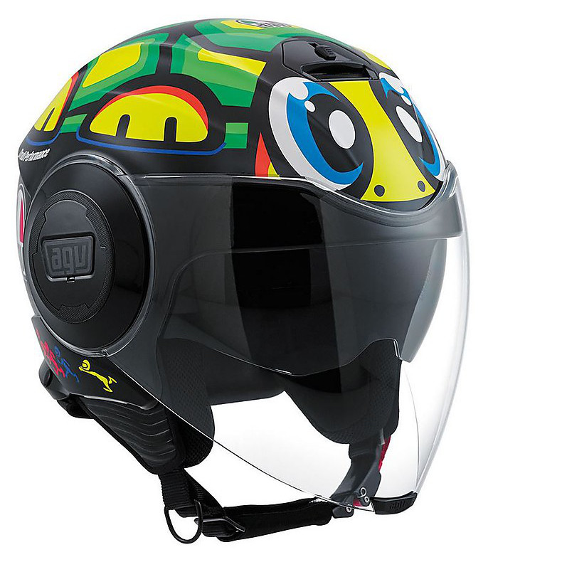 Helm Fluid Top Tartaruga Agv