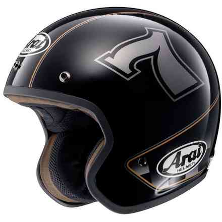 Helm Freeway Classic Cafe Racer  Arai