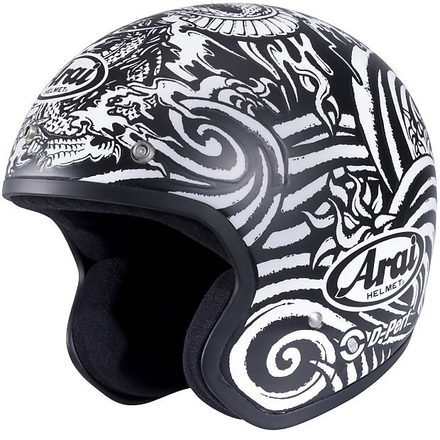 Helm Freeway II Art Arai
