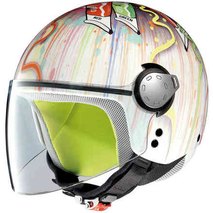 Helm G1.1 Fancy Tubes Grex