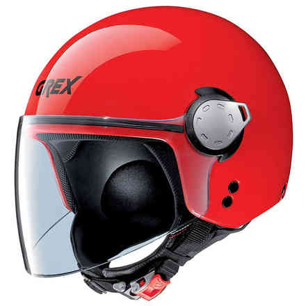 Helm G3.1 E Kinetic Corsa Rot Grex