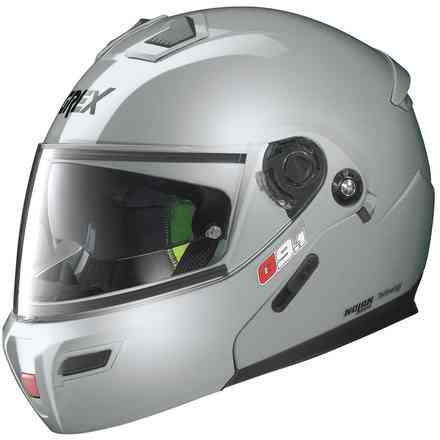 Helm G9.1 Evolve Kinetic silber Grex