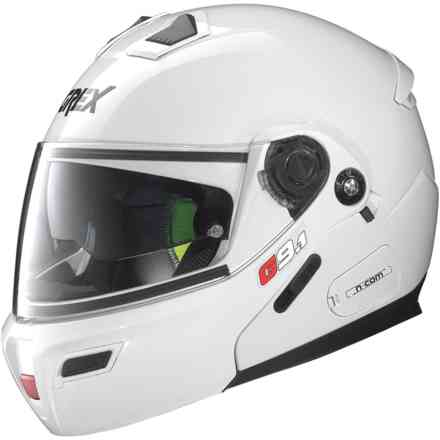 Helm G9.1 Evolve Kinetic weiss Grex