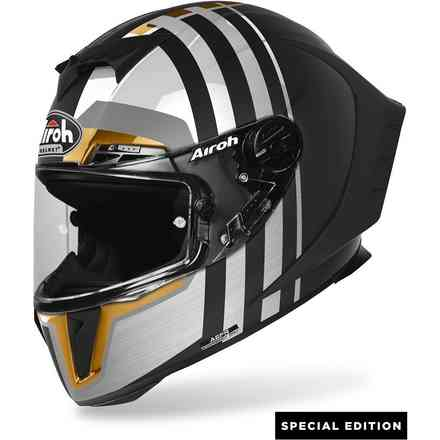 Helm Gp550 S Skyline Gold Lim.Edition Airoh