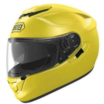 Helm Gt-Air Brilliant Yellow Shoei