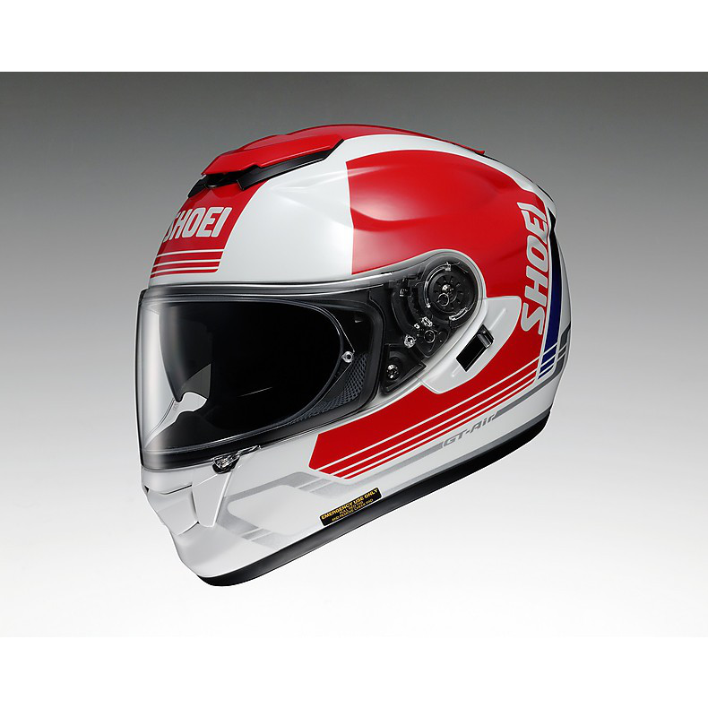 Helm Gt-Air Decade Tc-1 Shoei