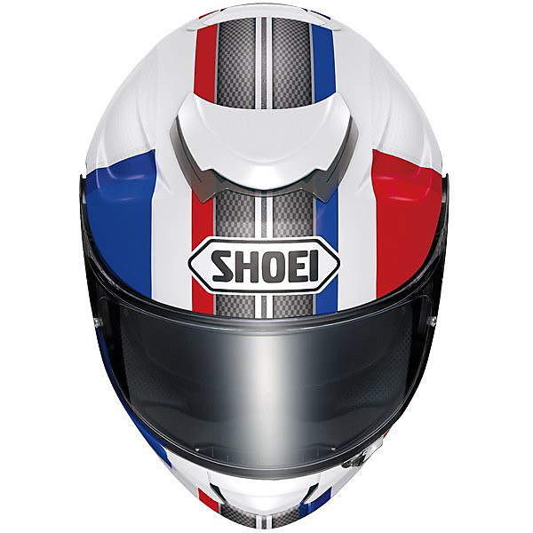Helm Gt-Air Exposure Tc-10 Shoei