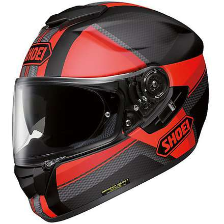 Helm Gt-Air Exposure Tc-1 Shoei