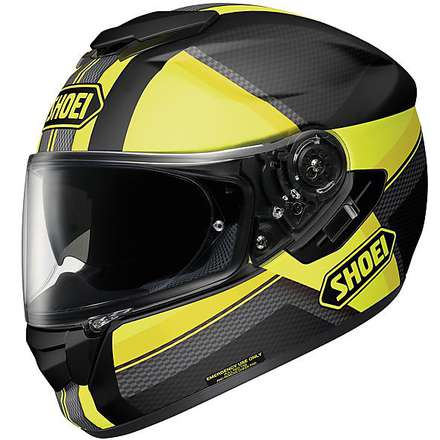 Helm Gt-Air Exposure Tc-3 Shoei