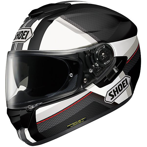 Helm Gt-Air Exposure Tc-5 Shoei