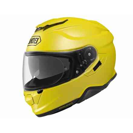 Helm Gt-Air II Brilliant Yellow Shoei