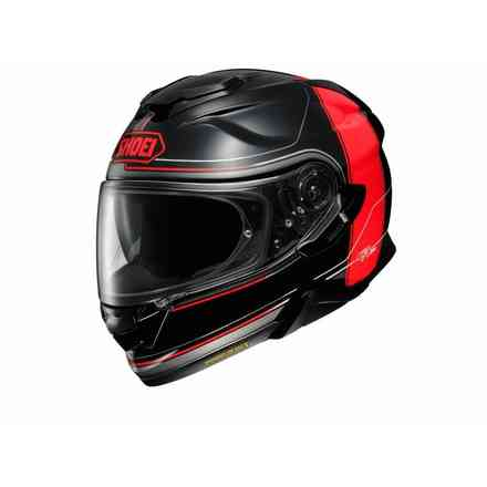 Helm Gt-Air II Crossbar Tc-1 Shoei