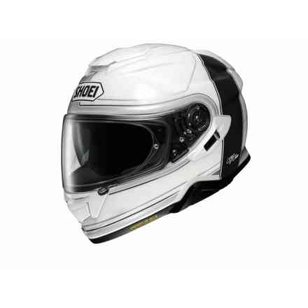 Helm Gt-Air II Crossbar Tc-6  Shoei