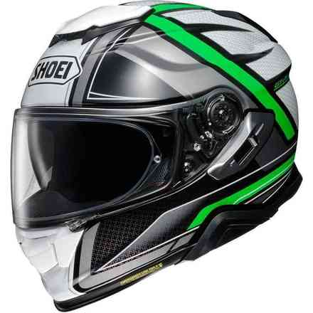 Helm Gt-Air II Haste Grün Shoei