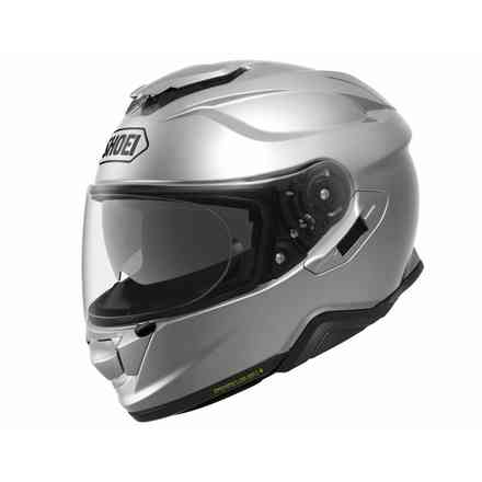 Helm Gt-Air II Light Silver Shoei