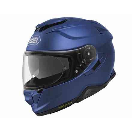 Helm Gt-Air II Matt Blue Metallic Shoei
