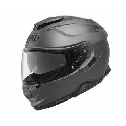 Helm Gt-Air II Matt Deep Grey Shoei