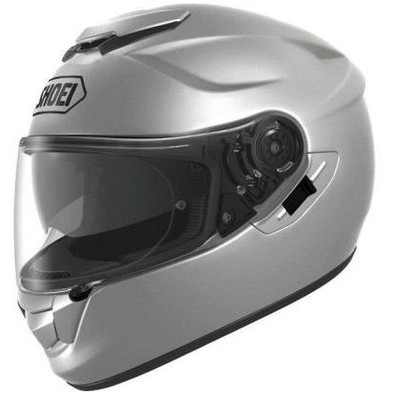 Helm Gt-Air Light Silver Shoei