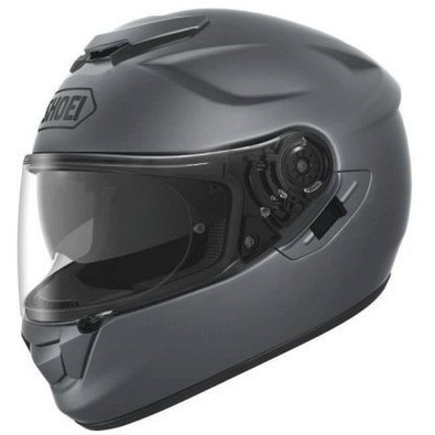 Helm Gt-Air Matt Deep Grey Shoei