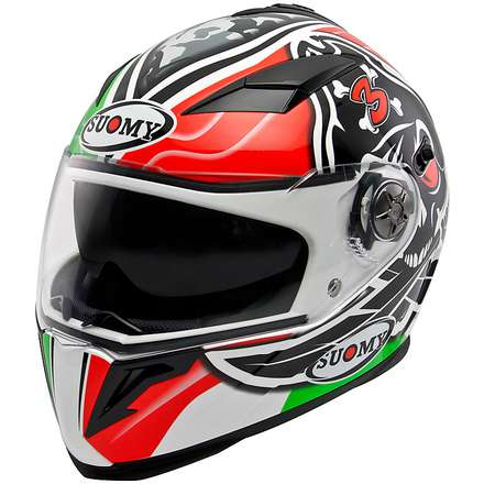 Helm Halo Biaggi Replica Suomy