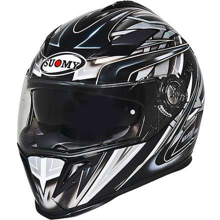 Helm Halo Zenith Black Suomy