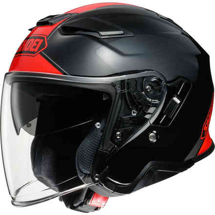 Helm J-Cruise 2 Adagio Rot Shoei