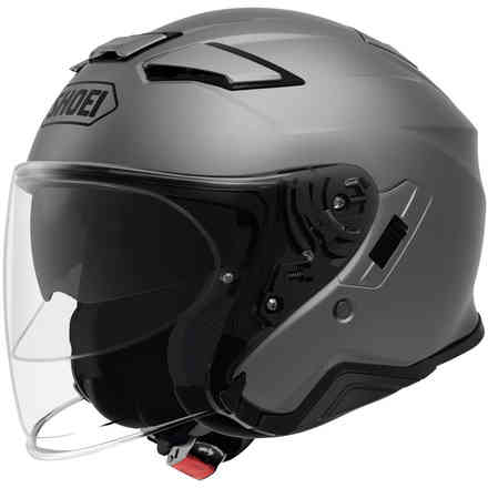 Helm J-Cruise 2 Matt DunkelGrau Shoei