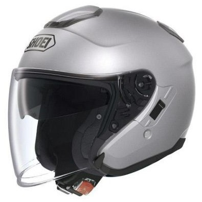 Helm J-Cruise  Light Silver Shoei