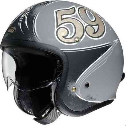 Helm J-O Gratte-Ciel Tc-10 Shoei