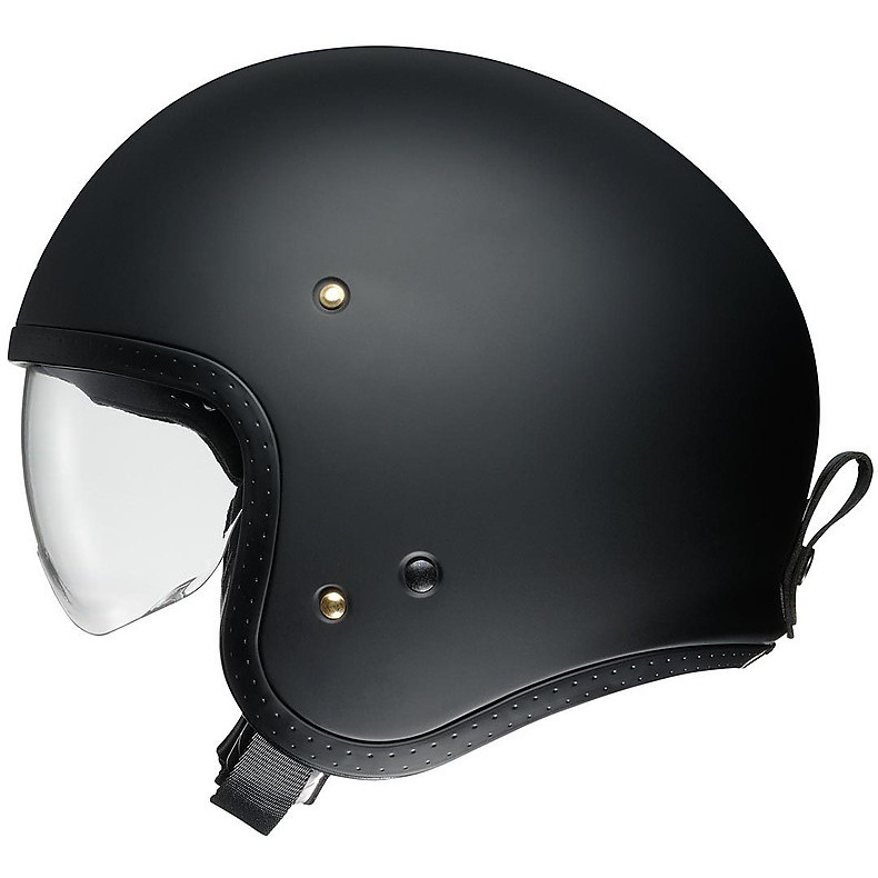 Helm J-O Matt Black Shoei