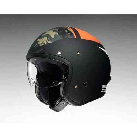 Helm J-O Seafire TC-8 Shoei