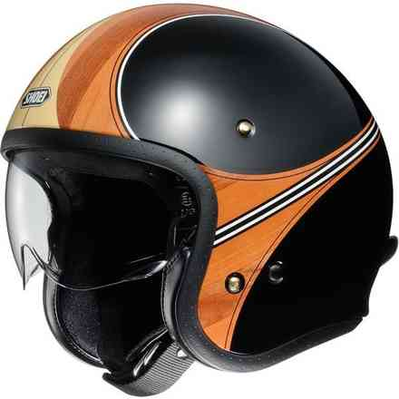Helm J-O Waimea Tc-10 Shoei